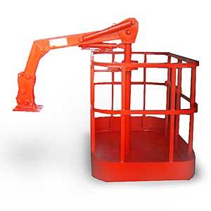 Монтажная корзина для высотных работ